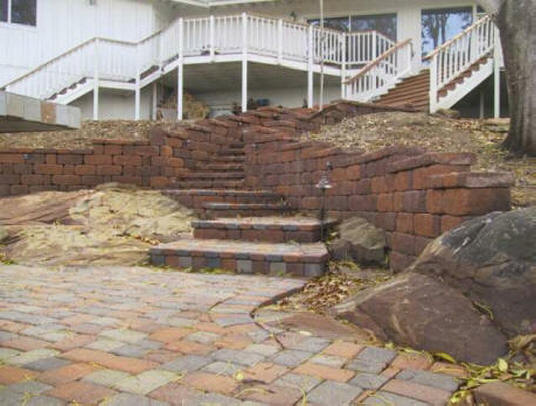 KershawLancaster SC Retaining Walls 2018 We Do It All Low Cost 2018 Erosion Control