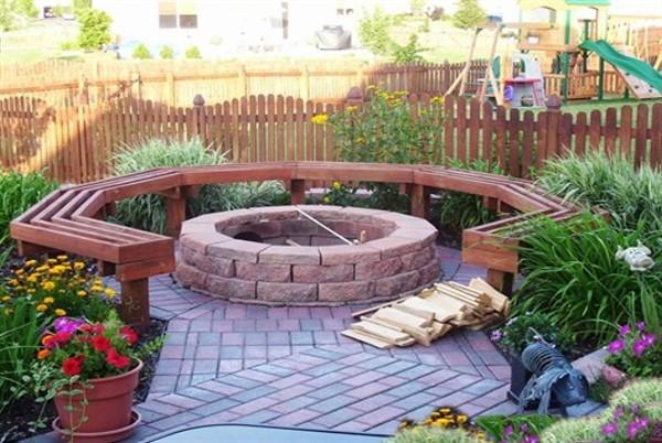davidson nc patio builders install