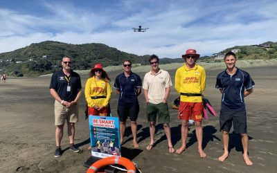 The West Coast Rock Fishing Safety Project