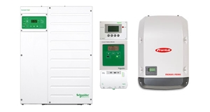 Fronius announces compatibility with Schneider XW+ inverters