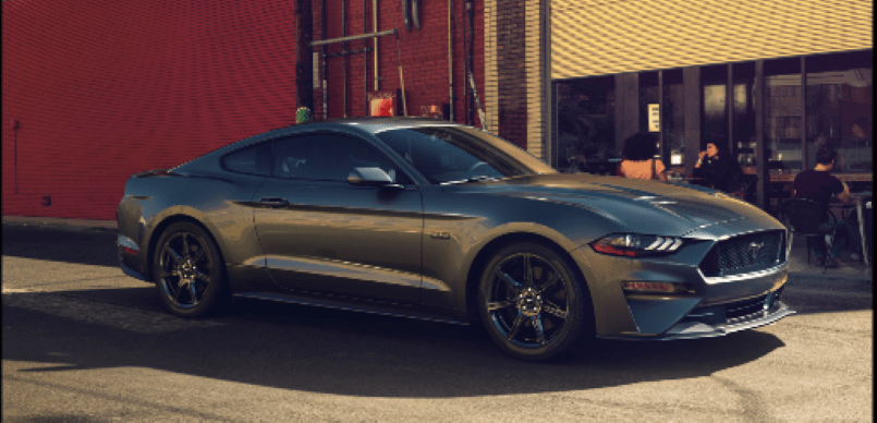 2018 ford mustang gt interior test