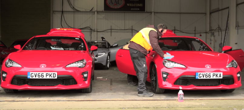 Top Gear Reasonably Fast Car Is The Toyota GT86 Video