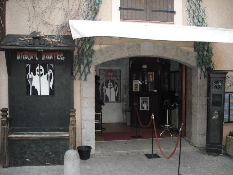 Haunted house Carcassonne ( maison hanteé )