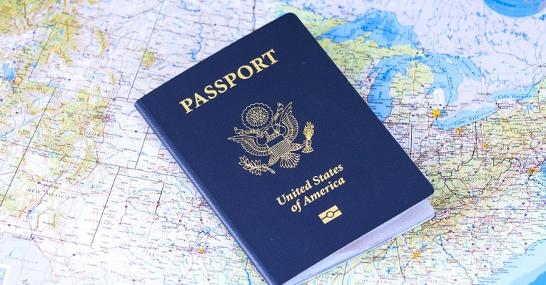 passport for US residents