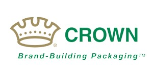 Crown logo - brand-building packaging