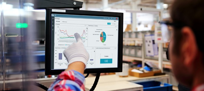 Dploy Solutions Business Analytics for Manufacturers