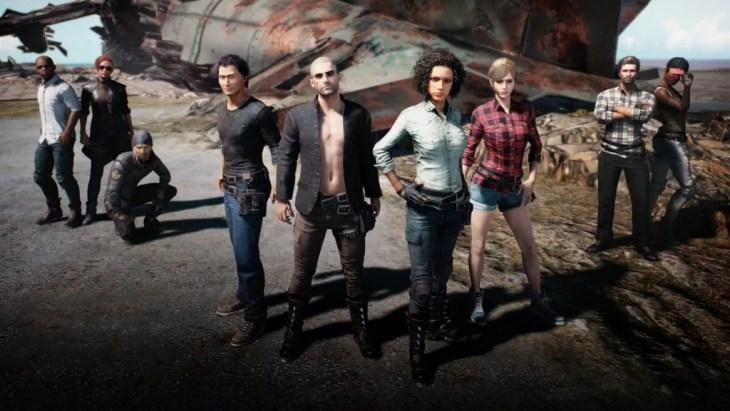 「PUBG」Squadでチーム4人が全員生き残るためのヒント