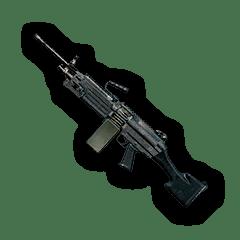 【PUBG全武器データベース】ライトマシンガン(LMG)の性能・ダメージ表・おすすめアタッチメント(2017/10/30更新)