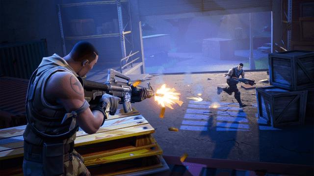 【Fortnite Battle Royale】武器ガイド:ピストル全種の性能やダメージをレアリティ別でまとめ