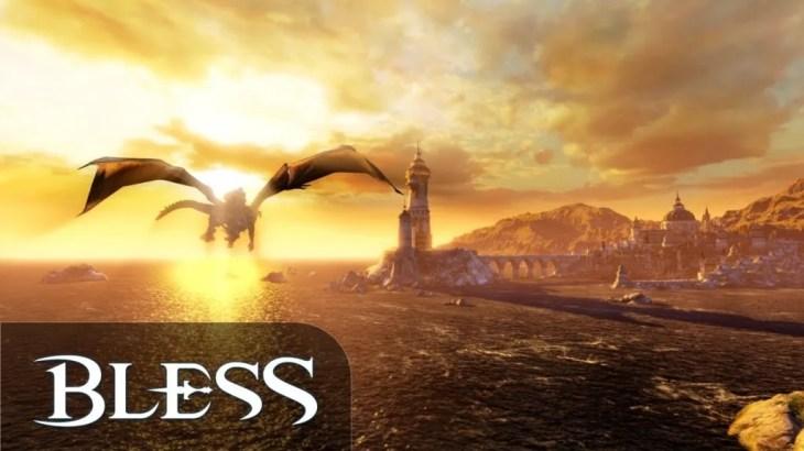 【BLESS】韓国NeowizがSteamでの『BLESS』グローバルリリースを予告,2018年にはサービス開始か