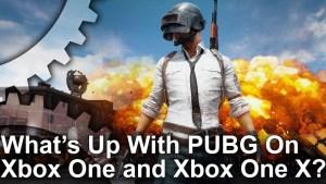 【PUBG】30fpsで安定しない?Xbox OneとXbox One Xでのフレームレートを比較した動画が公開