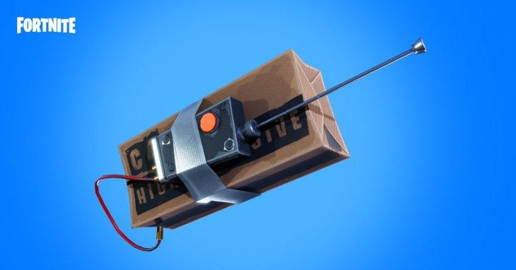『フォートナイト バトルロイヤル』に遠隔式の爆破装置が実装予定か、開発者からのコメントも