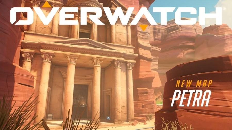"""『オーバーウォッチ』2周年記念イベント開幕目前。新マップ""""Petra""""含む新たな動画が3本公開"""