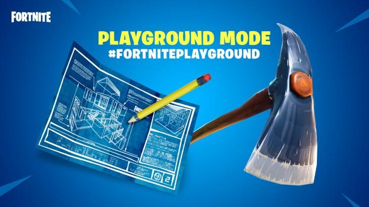 『フォートナイト バトルロイヤル』アップデートv4.5:最大3人のフレンドと練習できる「プレイグラウンド」が実装