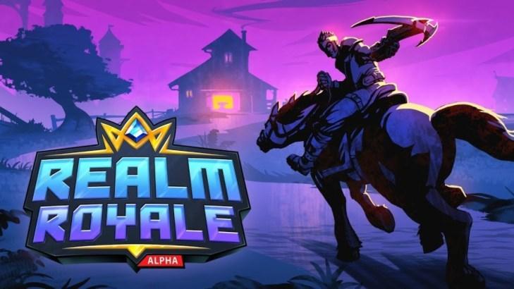 【Realm Royale】ライブサーバーアップデート:ソロ専用のデスマッチモード「Deathmatch Training Grounds」実装