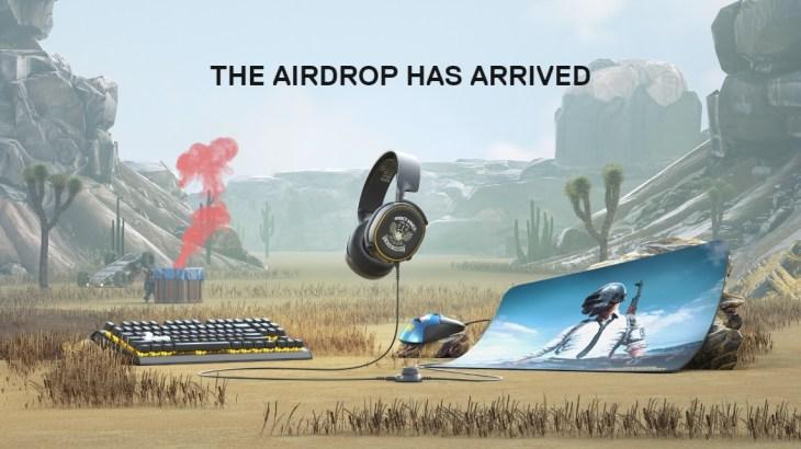 SteelSeries × PUBG 新たなコラボ製品を発表。「Arctis 5」「Rival 310」など定番ゲーミングデバイスがPUBG仕様へ