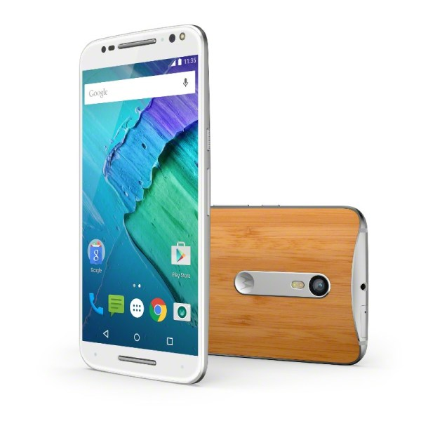 Motorola Moto X Style comes with 21MP camera and front ...