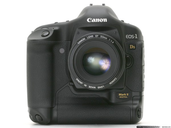 Canon EOS-1Ds Mark II Review: Digital Photography Review