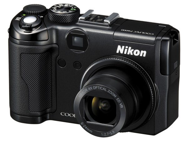 Nikon announces Coolpix P6000 with GPS: Digital ...