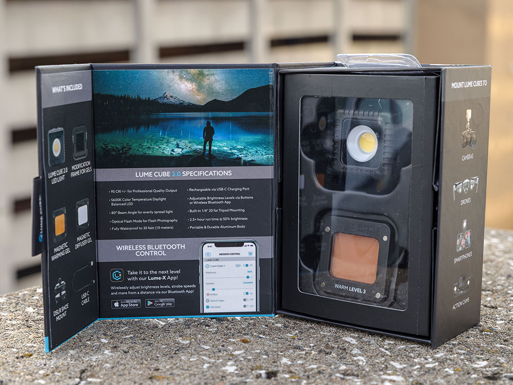 lume cube 2 0 review rugged portable