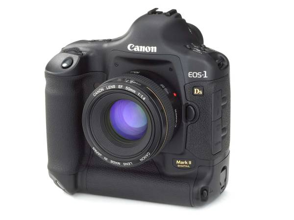 Canon EOS-1Ds Mark II, wireless: Digital Photography Review