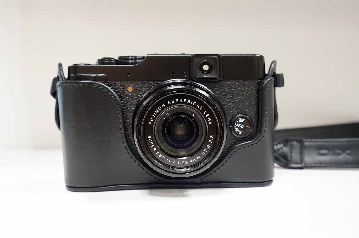 Ppe Fujifilm Interview Digital Photography Review