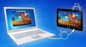 Control your pc from android phone