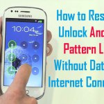 How to unlock a phone pattern without loosing data 100%