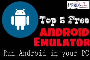 Top 5 free Android Emulator for PC (2019)