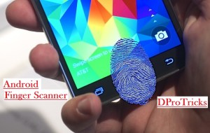 Android finger scanner lock | 100% Real for Any Android phone (2019)