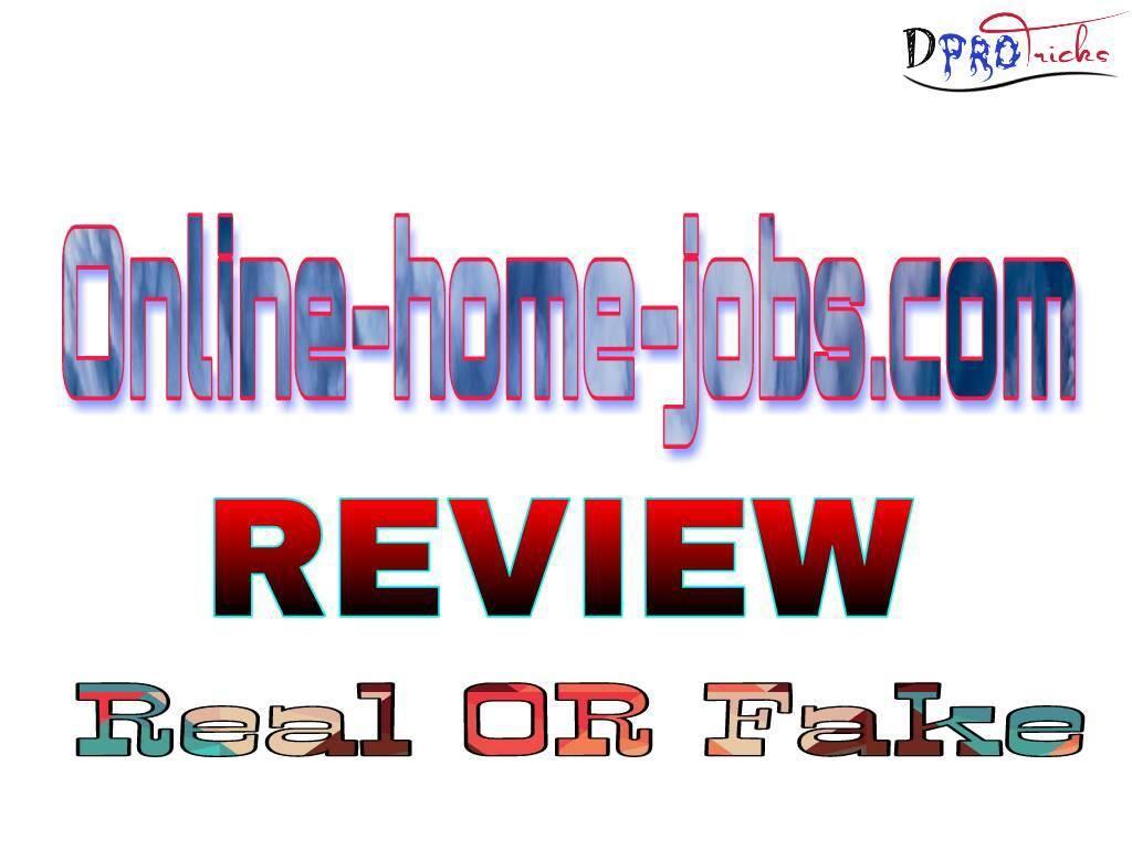 online home jobs com review
