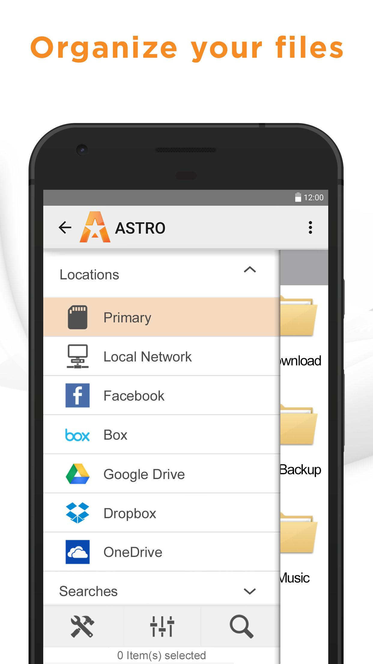 Astro File Manager Major 1
