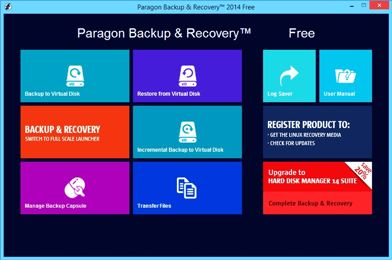 Best Free Backup Software 3