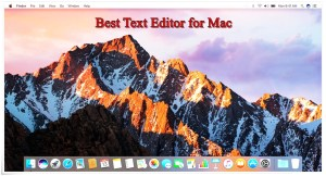 11 Fantastic Working Best Text Editor for Mac