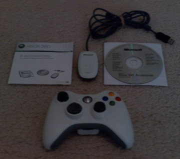 xbox 360 wireless gaming receiver 1