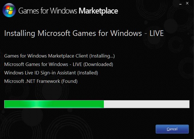 Games for Windows Live Windows 10 3