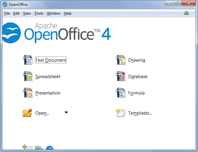 Libre office vs Open office 2