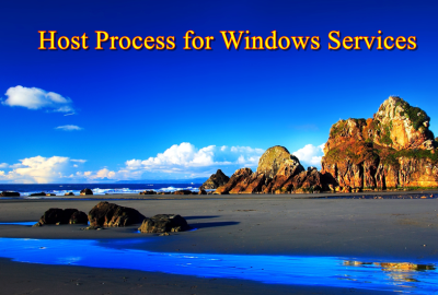 Host Process for Windows Services