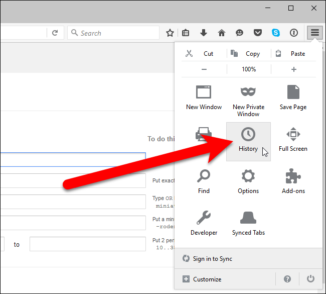 how to open closed tabs 4