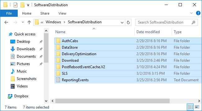windows update stuck downloading 8