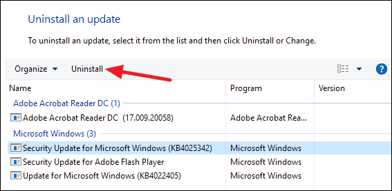 4 Techniques to See How to Uninstall Windows 10 Update | 100% Working