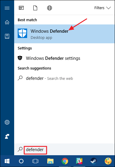 How to Disable Windows Defender 2