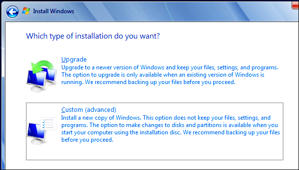 How to Downgrade from Windows 10 8