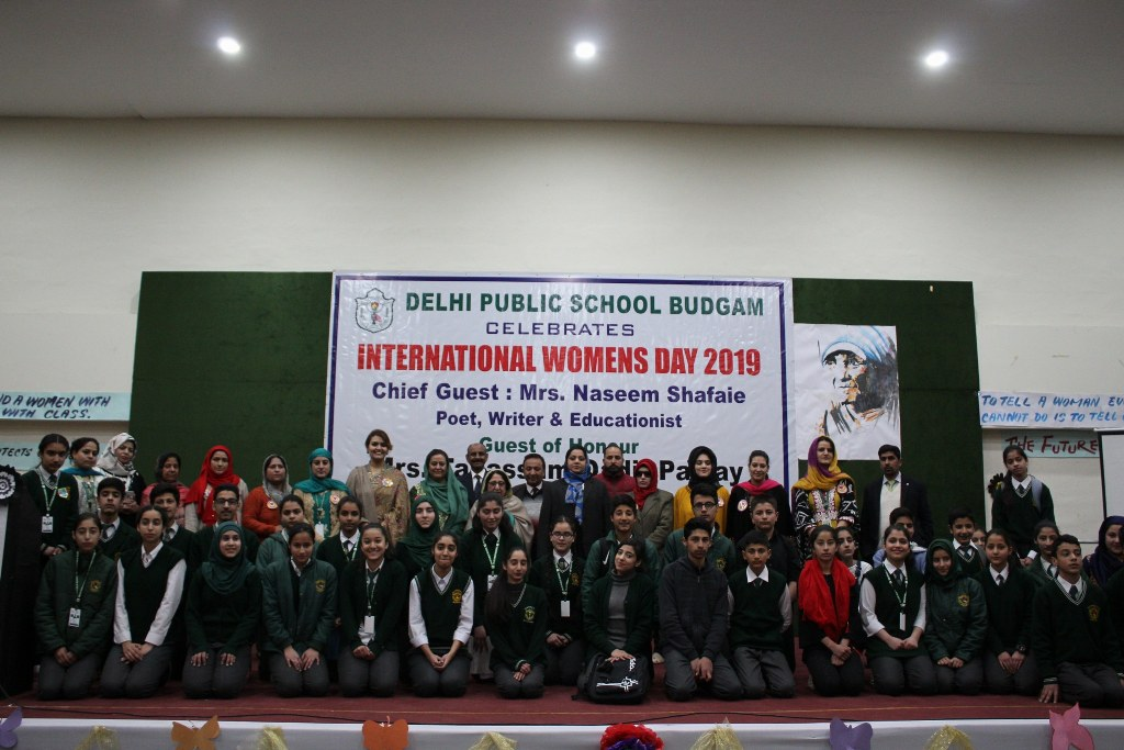 International Women's Day (Senior School-2019)