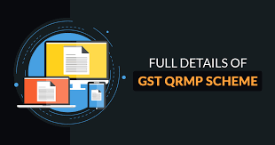 Quarterly Return filing & Monthly Payment of Taxes (QRMP) Scheme