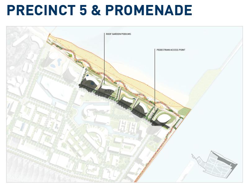 Precinct 5 & Promenade