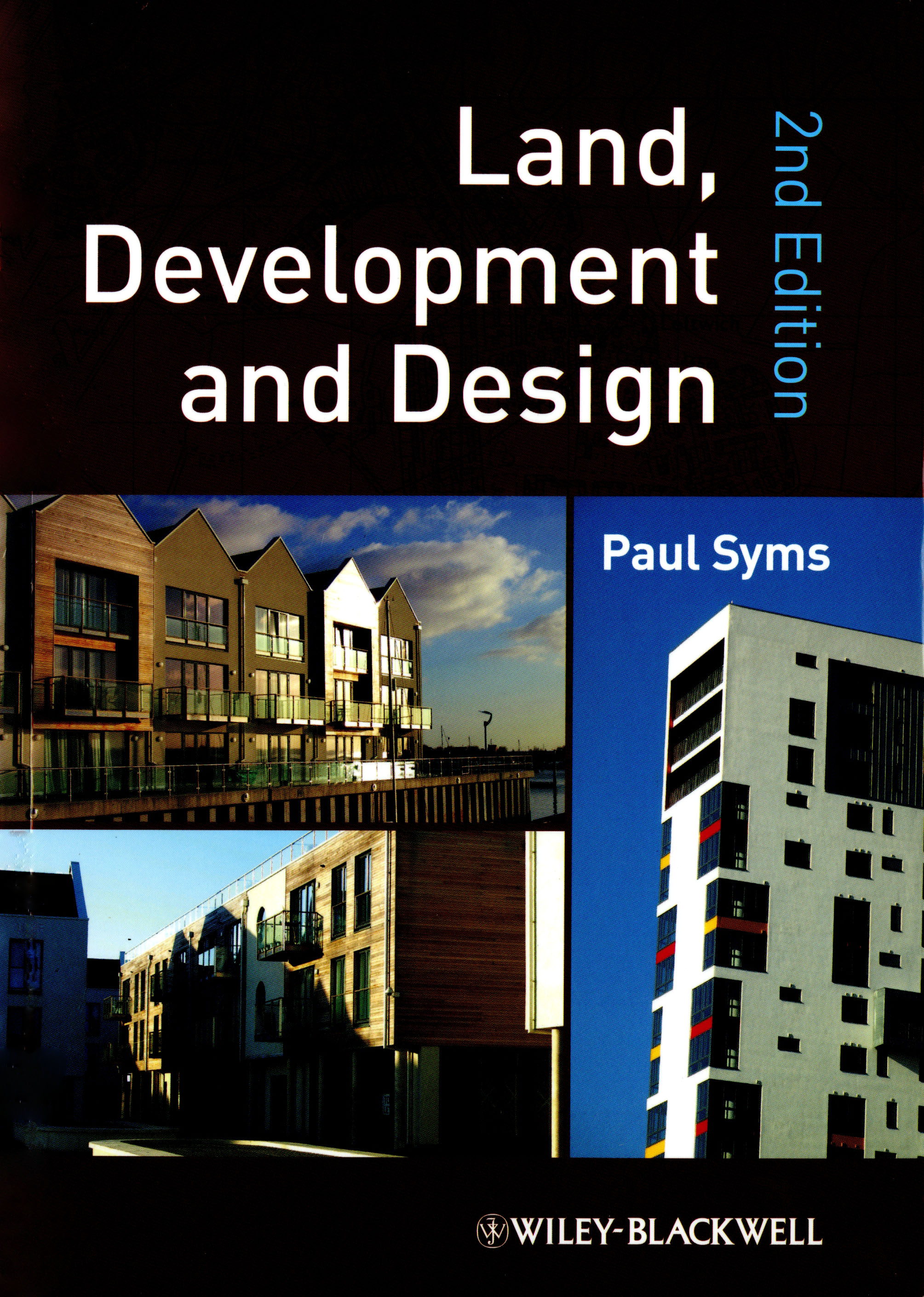 """Land, Development and Design: 2nd Edition"" Book Cover"