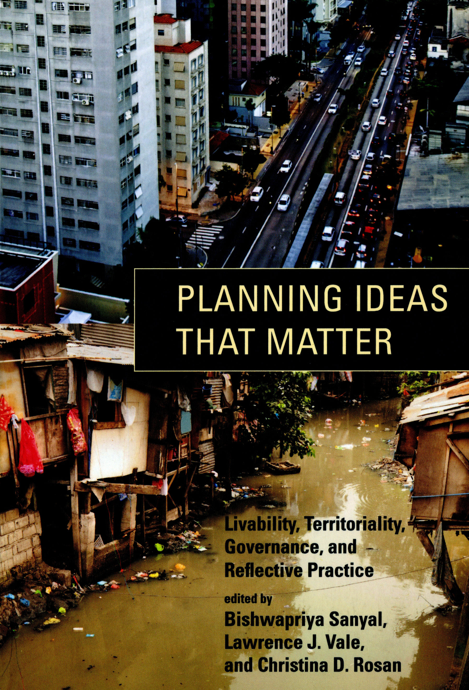 """Planning Ideas That Matter"" Book cover"