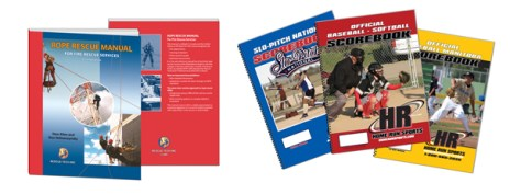Manuals by Dave's Quick Print Winnipeg Printer for over 20 years