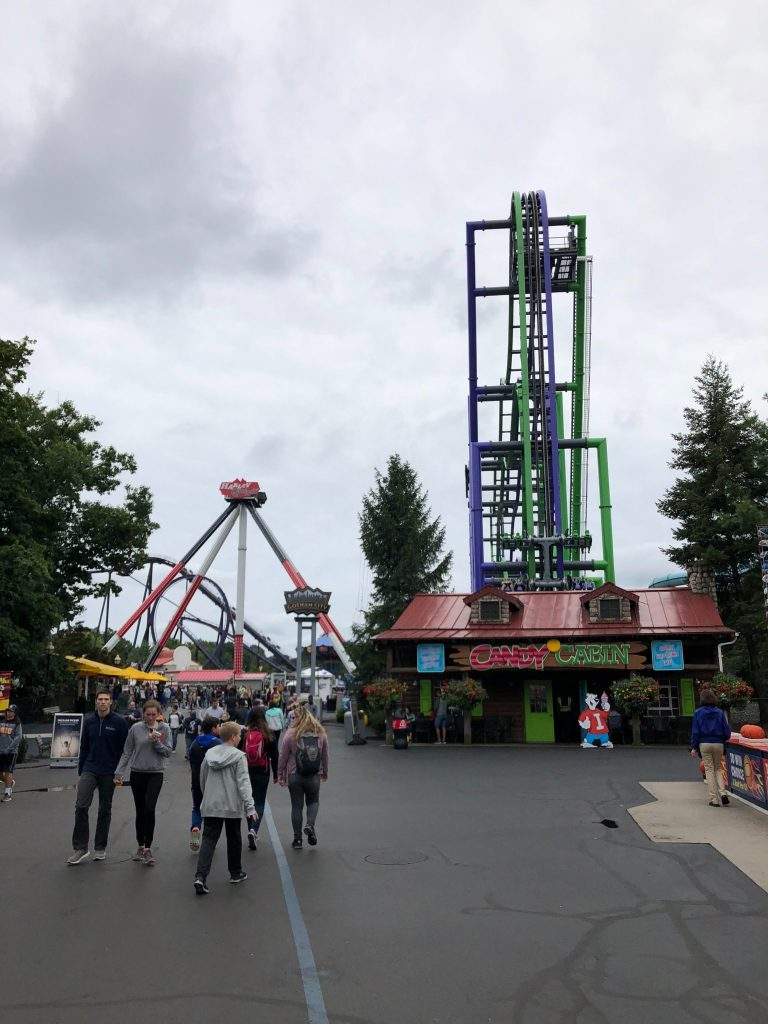 Six Flags New England  5
